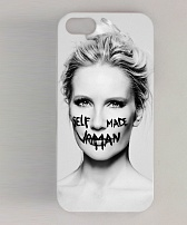 "Чехол для IPhone 5 ""Self-made woman"""